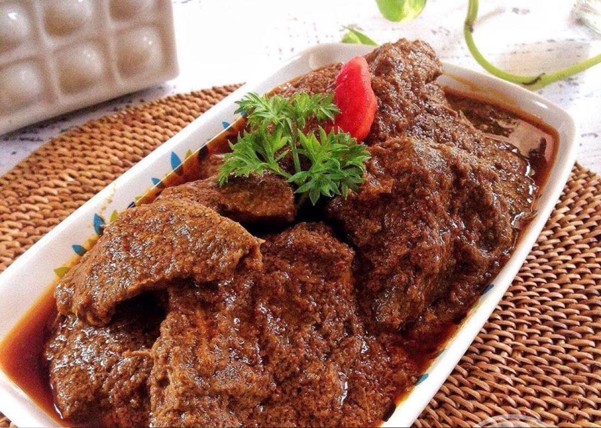 Resep Rendang Daging Sapi Padang Asli