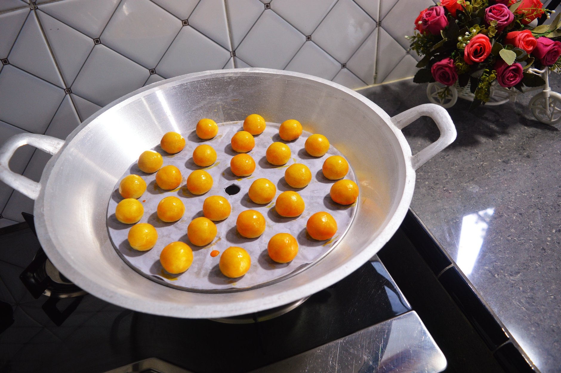 cara membuat nastar tanpa oven