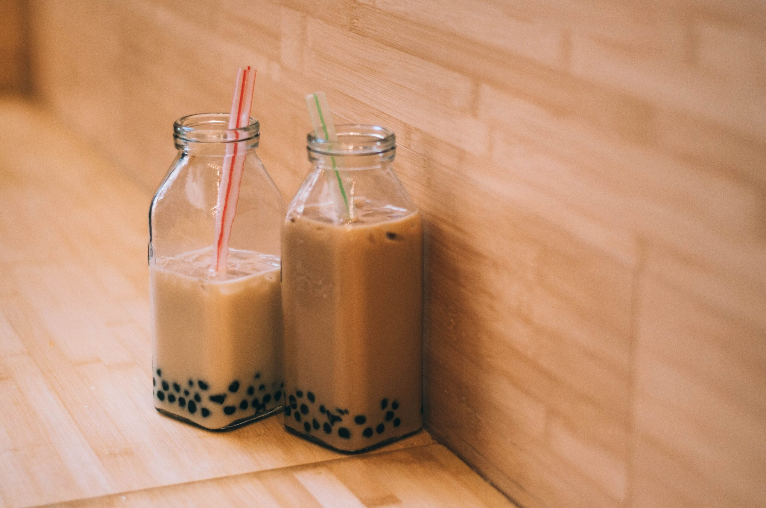 Cara membuat Bubble Milk Tea